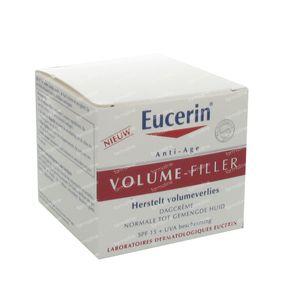 Eucerin Volume-Filler Dagcrème Normale Tot Gemengde Huid 50 ml