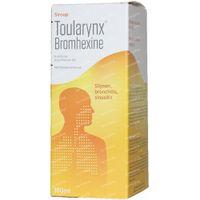 Toularynx Bromhexine Slijmhoest 180 ml siroop