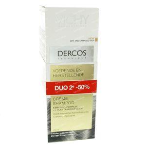 Vichy Dercos Shampoo Voedend & Herstellend DUO 2x200 ml