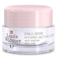 Louis Widmer Émulsion Hydro-Active SPF30 Sans Parfum 50 ml