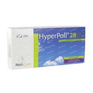 Hyperpoll 10mg 28 zuigtabletten