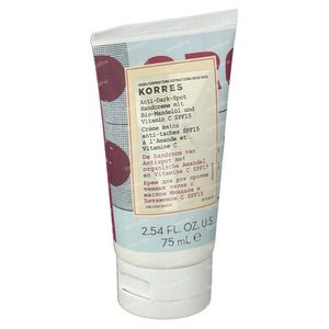 Korres Handcrème Amandelolie & Vitamine C SPF15 75 ml