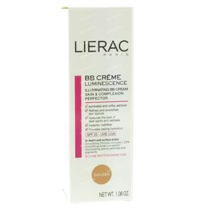 Lierac Luminescence BB Cream Perfezionatrice Del Colorito SPF25 Dore 30 ml