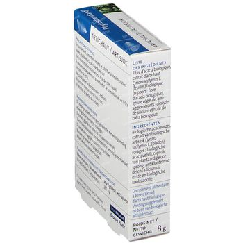 Artisjok/artichaut 20 capsules