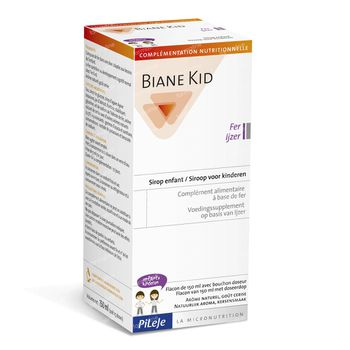 Biane kid ijzer 150 ml