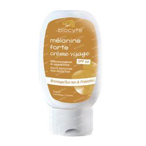 Biocyte Sol Melanine Forte Facial Cream 50 ml