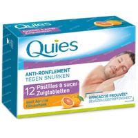 Quies Anti-snurk Citrus 12  tabletten