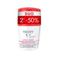 Vichy Deo Stress Resist Duo Promo 2. -50% 2x50 ml roller