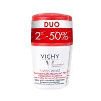 Vichy Deodorant Stress Resist 72h Duo 2x50 ml roller