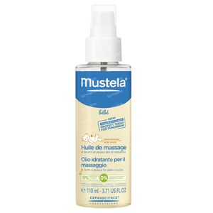 Mustela Baby Massage Oil 110 ml spray