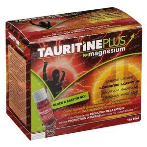 Tauritine Plus Magnesium 15x15 ml ampoules