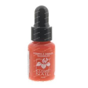 Lisandra Cosménail VAO 8 Rouge Orange 5 ml