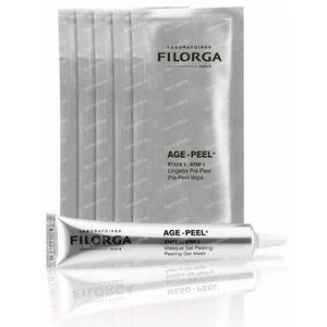 Filorga Age Peel Kit 5 Doekjes 20 ml