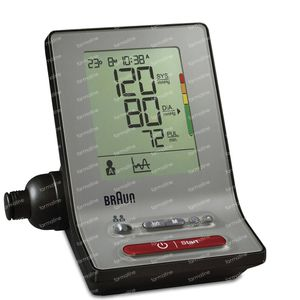 Braun ExactFit 3 BP6100 Tensiomètre Au Bras 1 pièce