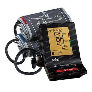 Braun ExactFit 5 BP6200 Upper Arm Blood Pressure Monitor 1 item