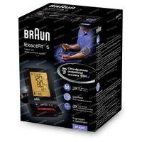 Braun ExactFit 5 BP6200 Tensiomètre Au Bras 1 st