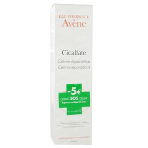 Avène Cicalfate Repair Cream -5€ Promo 100 ml Cream