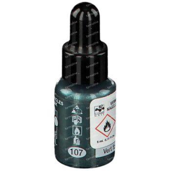 Lisandra Cosménail VAO 107 Vert Fonce Nacre 5 ml