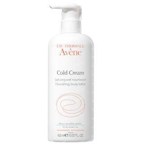 Avene Cold Cream Voedende Lichaamsmelk 400 ml