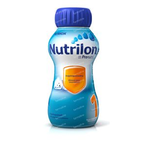 Nutrilon 1 Stand Bouteille 200 ml