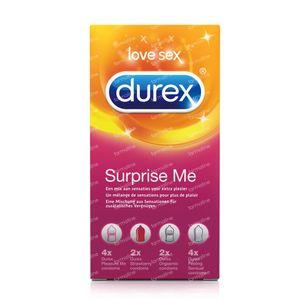 Durex Surprise Me Condooms 12 stuks