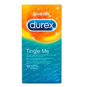 Durex Tingle Me Condoms 12 pieces