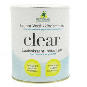 Instant Verdikkingsmiddel Clear 200 g