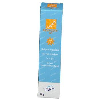 Kelo-Cote Silicone Gel Cicatrice + Filtre UV 15 g