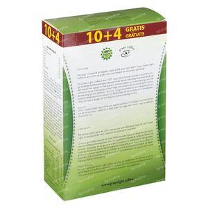 Green Light Afslankkoffie 40% Gratis 1 stuk