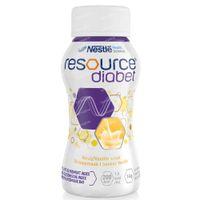Resource Diabet Vanille 4x200 ml