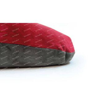 Sissel Housse Velours Bord/Gr Confort Positionnement Coussin 1 pièce