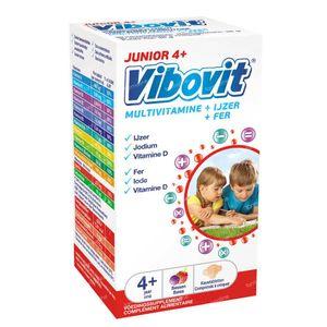 Vibovit Junior 4+ 30 comprimés à croquer