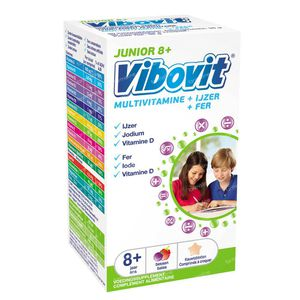 Vibovit Junior 8+ 30 comprimés à croquer