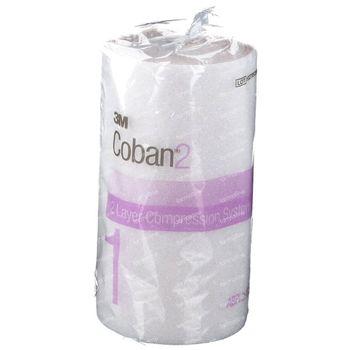 3M Coban 2 bande de Comfort 15cmx3,5m 1 st