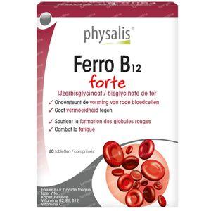 Physalis Ferro B12 Forte 60 tablets