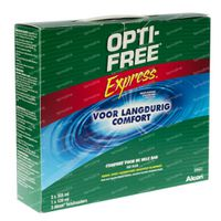 OPTI-FREE Express Multipack 1  set