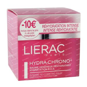Lierac Hydra-Chrono Balsem -10€ 40 ml
