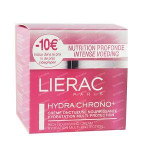 Lierac Hydra-Chrono Crème Droge Huid -10€ 40 ml