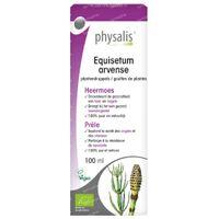 Physalis Equisetum Arvense Gouttes de Plantes Bio 100 ml