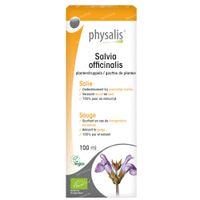 Physalis Salvia Officinalis Plant Drops Bio 100 ml