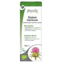 Physalis Silybum Marianum Plantendruppels Bio 100 ml