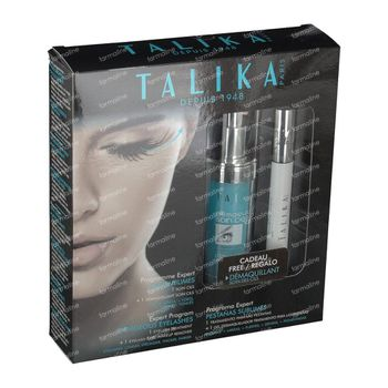 Talika Pack Eyes Gel + Eau 60 ml