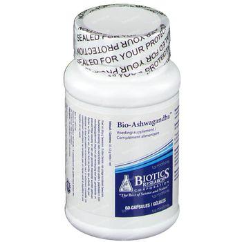 Biotics Bio-Ashwagandha 60 capsules