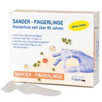 Covarmed Doigtiers Sander F7 Blanc 50 st