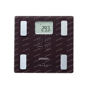 Omron HBF-214-EBW Body Composition Meter 1 item