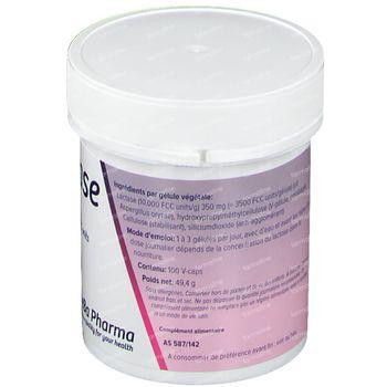 Deba Lactase 100 capsules
