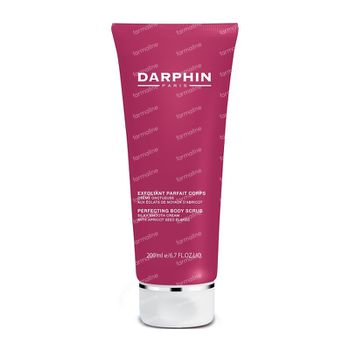 Darphin Perfecting Body Scrub Silky Smooth Cream with Apricot Seed Flakes 200 ml tube