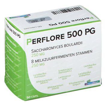 Pharmagenerix Periflore 500 PG 50 capsules