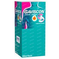 Gaviscon Anti-Zuur 600 ml suspensie