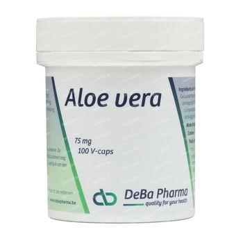 Deba Aloe Vera Deba V-Caps 100 capsules